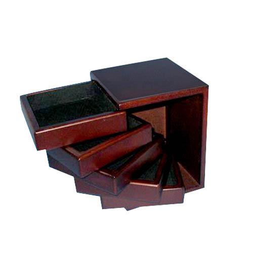 קופסת תכשיטים מגירות