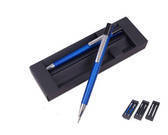 עט כדורי ועיפרון מכני מתכתיים