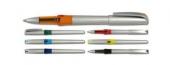 """עט לחצן עם מילוי רולר ג'ל 0.7 מ""""מ איכותי"""