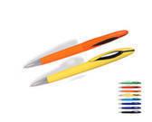 עט כדורי צבעוני נפתח בסיבוב