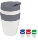 כוס תרמית סיליקון עם דופן