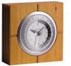 שעון עולמי מעץ