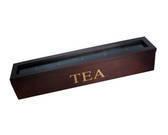 קופסה צרה לשקיות תה